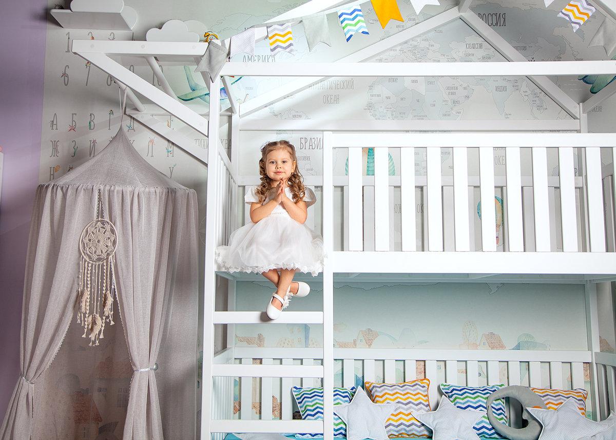 детские кровати любых размеров по проект