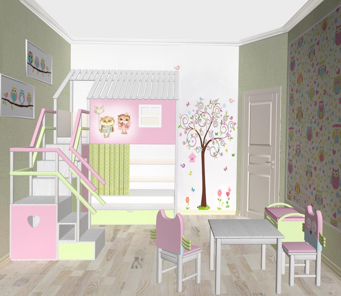 проект для девочки 4 лет (1)