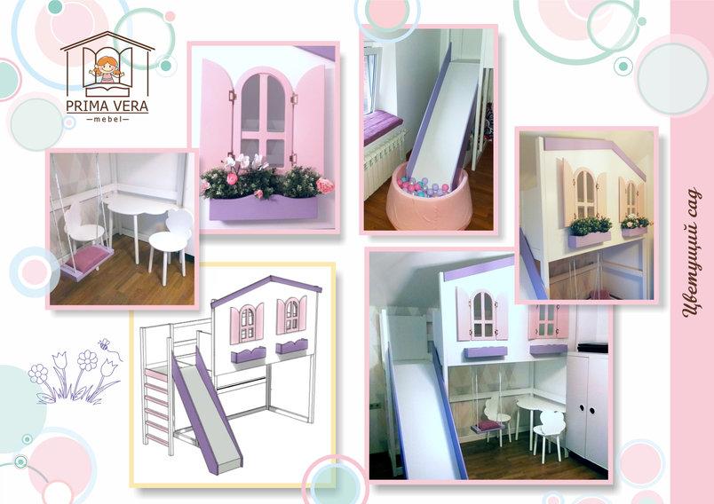 Мебель для девочки Цветущий сад.jpg