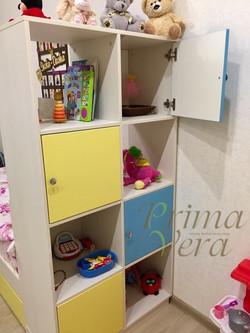 модуль для хранения в детской