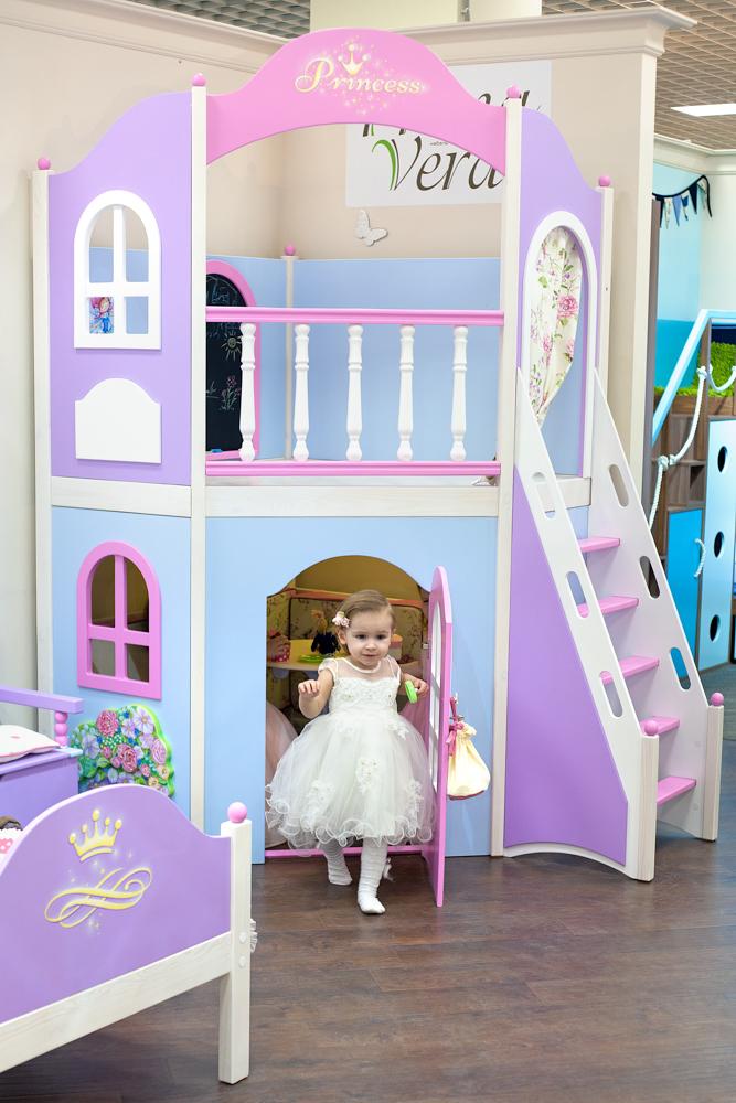 игровой домик для девочек Принцесса
