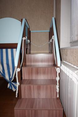 Комната мальчика в морском стиле (6)