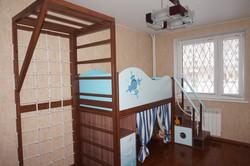 Комната мальчика в морском стиле (2)
