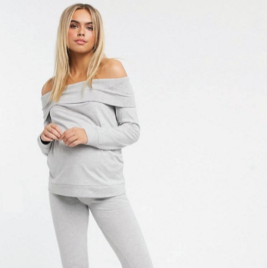 GREY MATERNITY / ASOS
