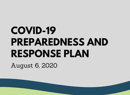 COVID-19 Preparedness and Response Plan