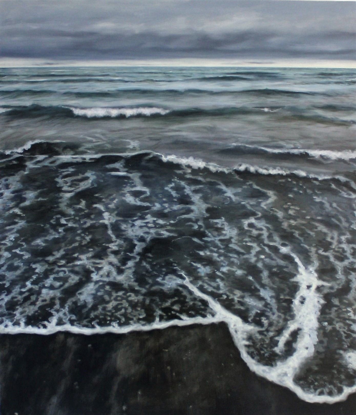 Seascape no. 4 H71 x W61cm
