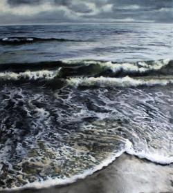 Seascape no 5 H74 x W66cm