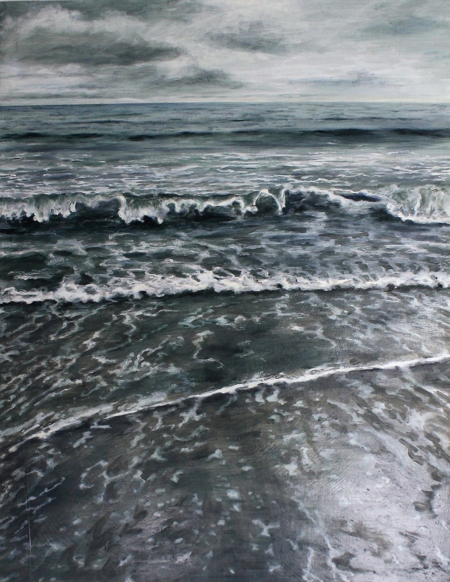 Seascape no 1. H72 x W56cm