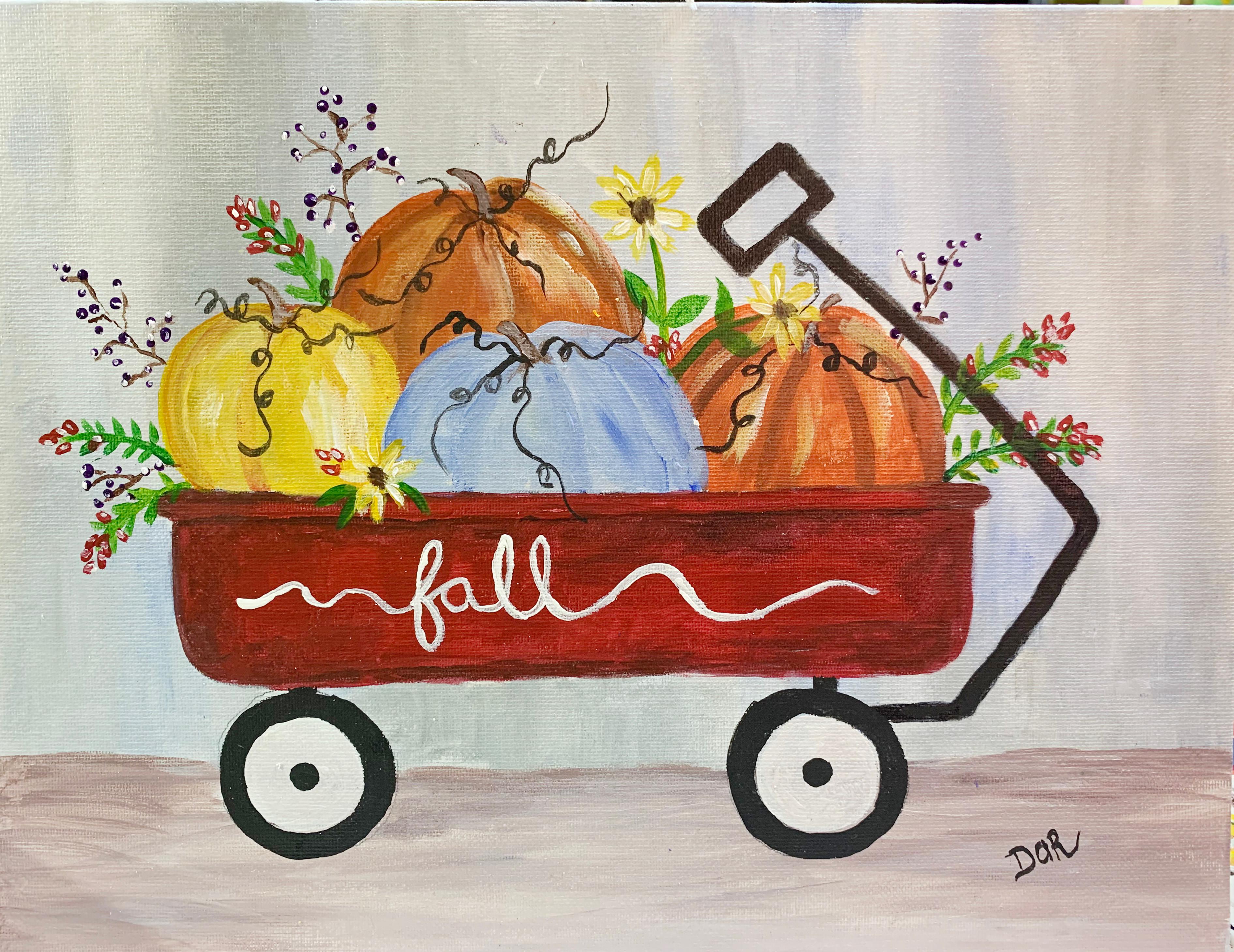 Oct. 7, 6-8 pm Fall Wagon
