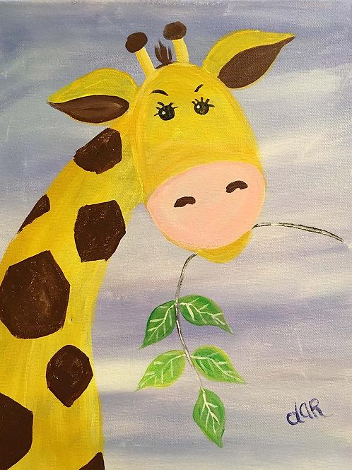 Giggles the Giraffe Create at Home Kit