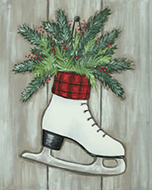 ICE SKATE EVERGREENS