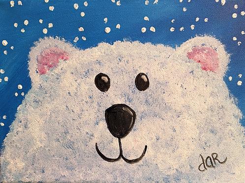 Polar Bear Create at Home Kit