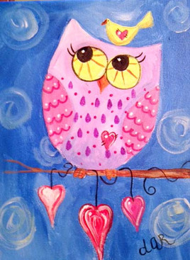 ME AND YOU OWL