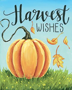 HARVEST WISHES