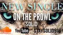 On the Prowl *New Single*