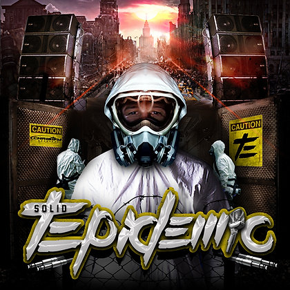 EPIDEMIC Album (Hard Copy)