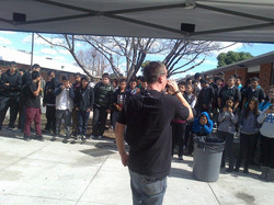 Fremont High School Feb 27, 2014