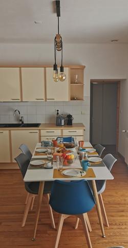 Cuisine / séjour