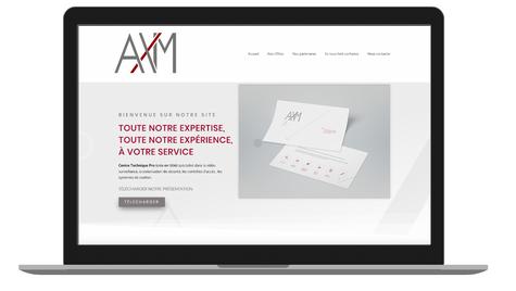 Site Web AXM
