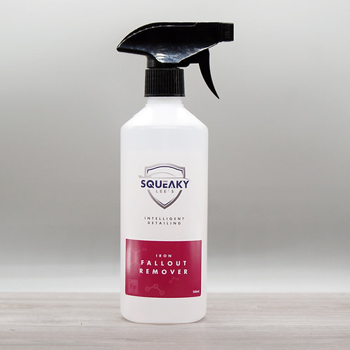 Iron Fallout Remover