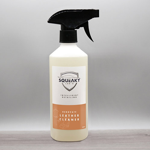 Renovate Leather Cleaner