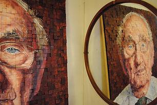 Tim Rand portrait paint artist