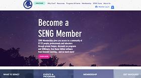 SENG Website Home
