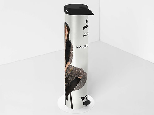 Penguin Dispenser® unit Graphic Wrapped