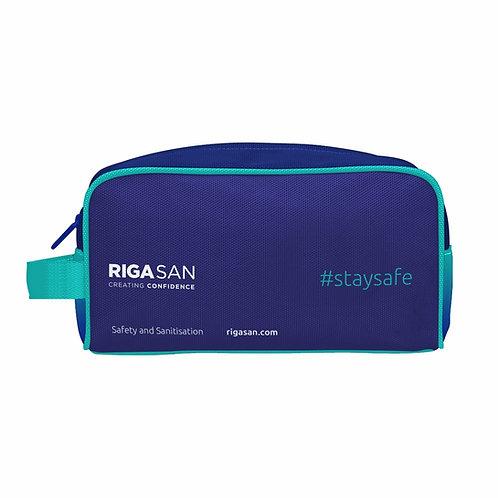 Personal hygiene travel kit
