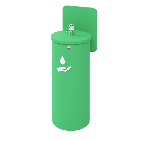 wall mounted hand sanitiser dispenser uk