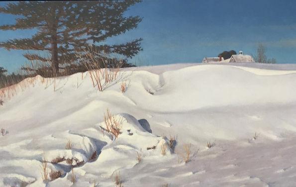 David Vickery Winter Scene 16 x 24 jpg.j