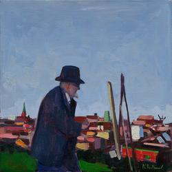 Cezanne on Munjoy Hill