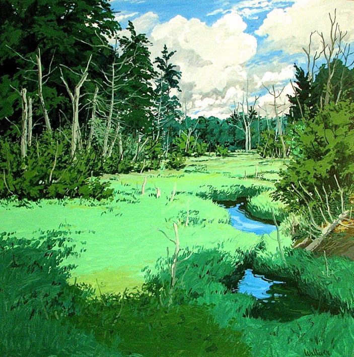 Neil Welliver - Meadow