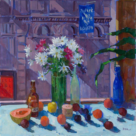 Flowers and Fruit 1985