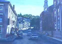 College Hill Providence