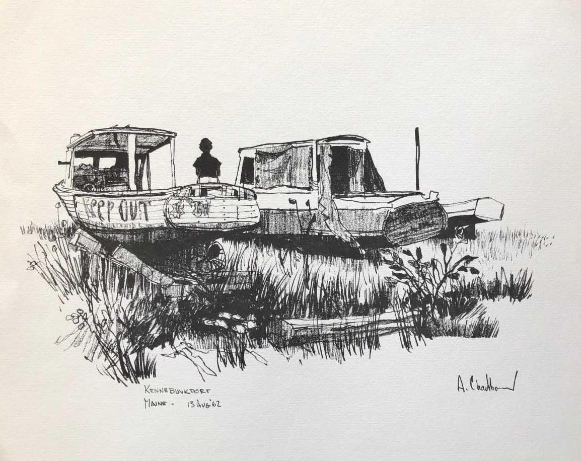 Boats-Kennebunkport