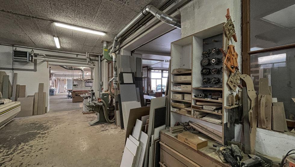 Tischlerei Werkstatt