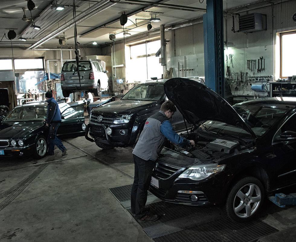 Autowerkstatt Reparatur Altenfelden