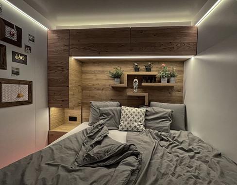 Schlafzimmer nach Maß