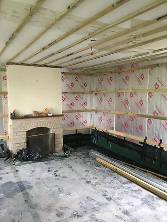 Internal Insulation, Insulation, Herefordshire, Refurbishment