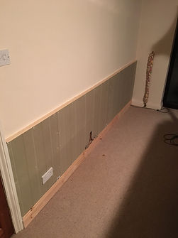 Damp-Proof Course, Chemcial Injection, Caunsall, Damp-Proofing, Refurbishment