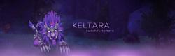 Keltara - Twitch Banner