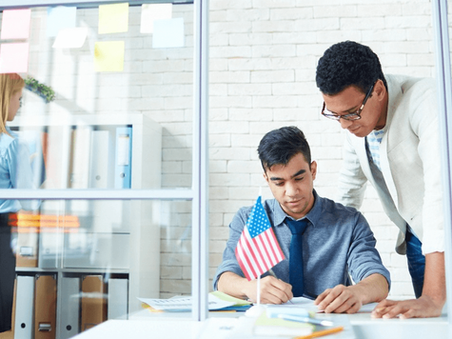 The Importance of Mentors in the Workplace
