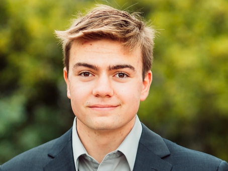 Candidates Give Back: Harrison Fiscus