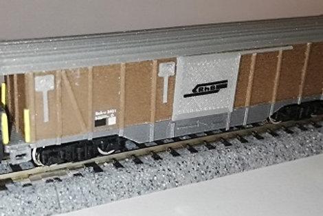 RhB Gak-v 5408 Grossraumgüterwagen