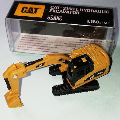 Raupenbagger CAT 315D