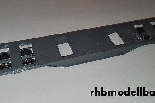 RhB P 10051-10053 Tragwagen (H0m)