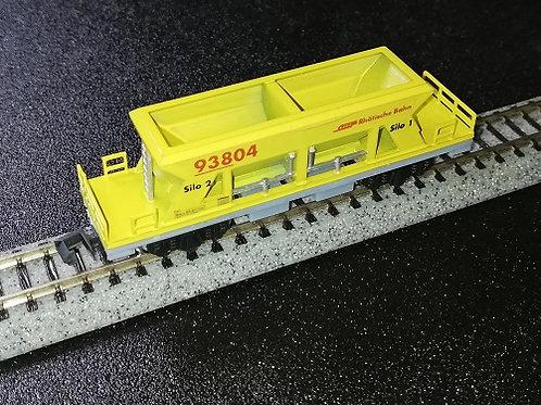 RhB Xac-t, Schwerkraftentladewagen