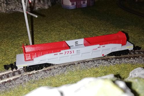 RhB Sl, ACTS-Tragwagen