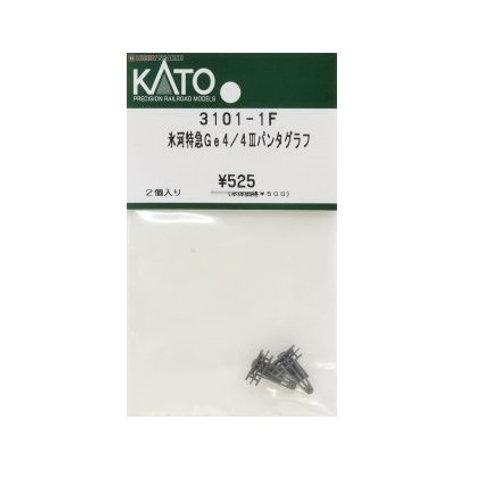 Kato Pantograph-Set zu RhB Ge 4/4 III